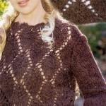 Baklava-Dilimli-Sıfır-Yaka-Bayan-Bluz-Modeli